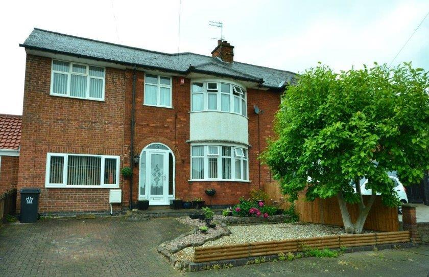 5 Bedrooms Property for sale in Romway Drive, Evington, Leicester